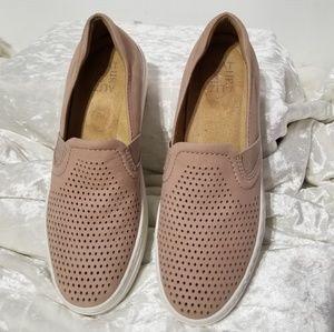 Naturalizer Beige/Mauve Loafers B6